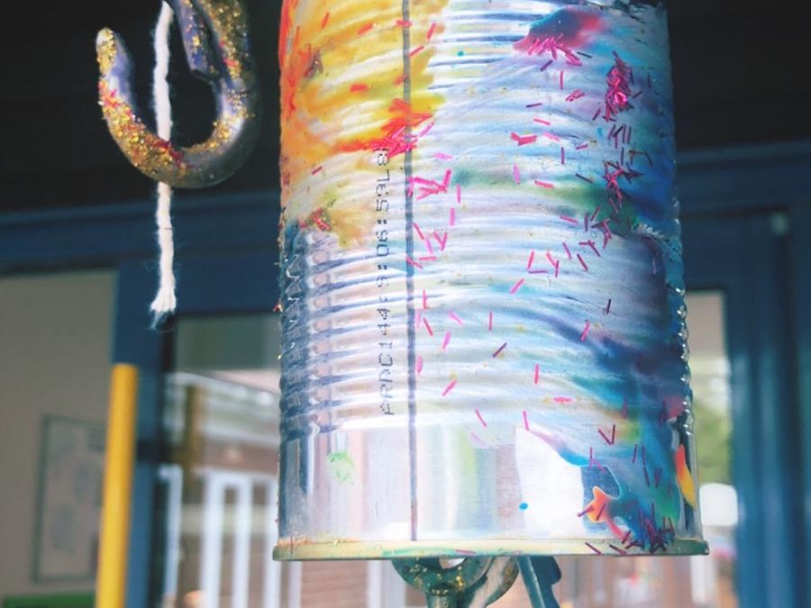 Wind Chimes Activity