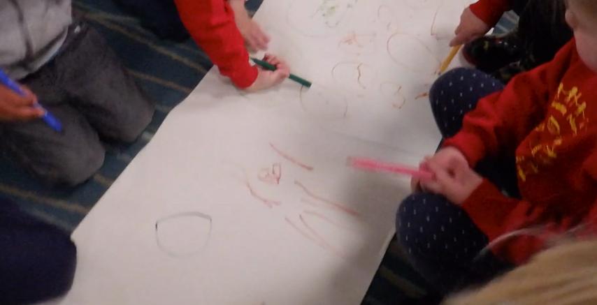 Video: Story Mapping Three Billy Goats Gruff