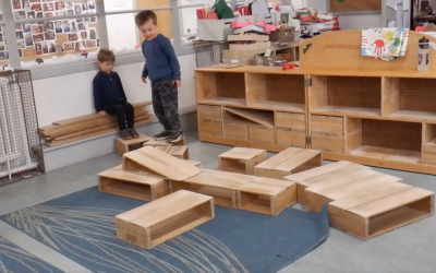 Video: Willow Room Obstacle Course